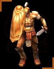 Родосский Воин