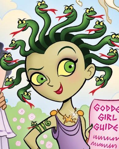 Medusa | Goddess Girls Wiki | FANDOM powered by Wikia