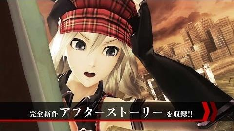 『GOD EATER RESURRECTION』 第3弾PV≪TGS2015 Trailer≫