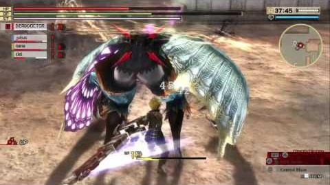 GOD EATER 2 RAGE BURST - Story 12- Killer Princess