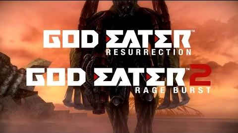 God Eater 2- Rage Burst - Announcement Trailer - PS4, Vita, PC
