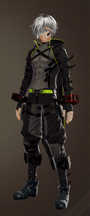 Shadow Assault Suit M GE3