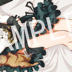 Ciel Dakimakura Pillow case cover