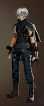 Fenrir Battlesuit M GE3