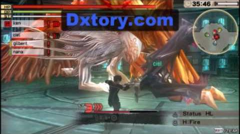 God Eater 2 - R10 Amaterasu