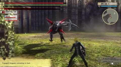 GOD EATER 2 RAGE BURST - Story 3- Whetstone