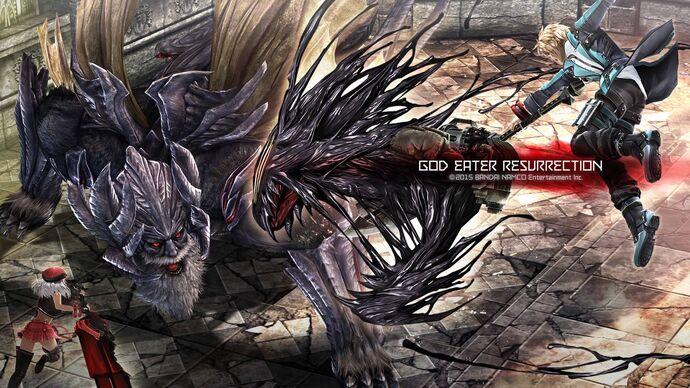 God Eater Resurrection PC Game Download