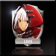 Livie Ace Combat Infinity Emblem