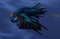 Flying aragami