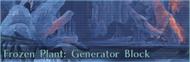 Frozen Plant Generator Block Icon GE3