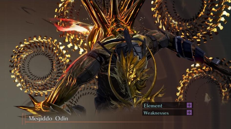 Megiddo Odin God Eater Wiki Fandom Powered By Wikia