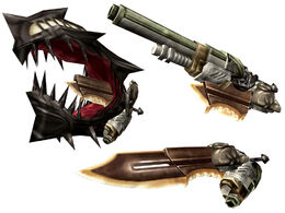 Geb-god-arc-weapons