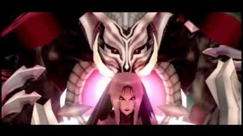 Gods Eater Burst - PSP - Story Line Trailer