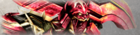 Rampage God Arc Soldier Long Blade Banner