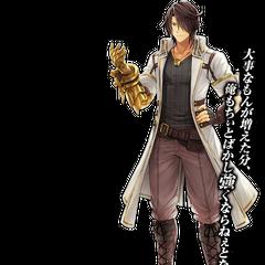 Lindow Amamiya (CV: Hiroaki Hirata)