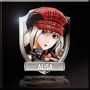Alisa - God Eater Resurrection Emblem