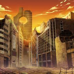 City of Mercy Concept Art