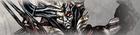 God Arc Soldier Version Zero Banner
