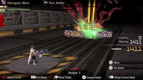 God Eater Wiki - Bullets (GE2RB) - ??????????