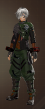 Military Battlesuit M GE3