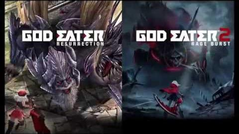 God Eater 2 Rage Burst - 60 FPS Steam Trailer PS4, Vita, Steam