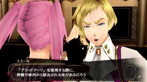God Eater 2 Emil Full Character Episode - PPSSPP v1.0.1