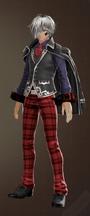 Black Mage Uniform M GE3