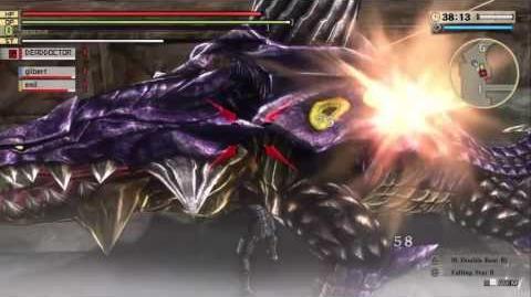 GOD EATER 2 RAGE BURST - Story 7- Pit Fight