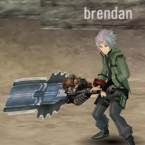 Brendan in <i><a href=