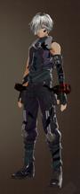 Raven Suit M GE3