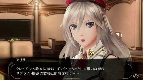 PS Vita PSP「GOD EATER 2」 キャラクターエピソード紹介映像-0