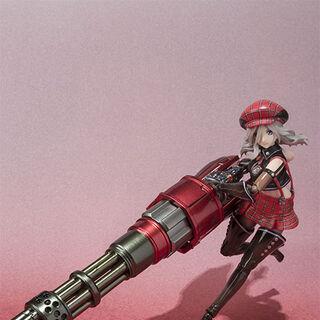 D-Arts Alisa Illinichina Amiella (Jinki Gun Form)