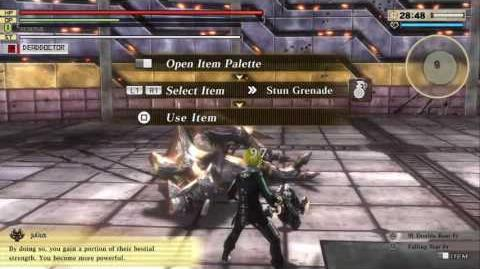 GOD EATER 2 RAGE BURST - Story 2- Basic Training 2