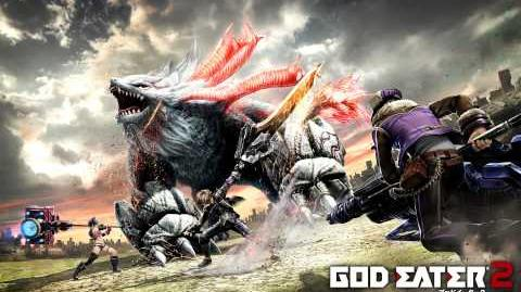 God Eater 2 OST - Wings of Tomorrow-0