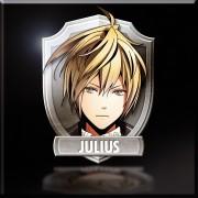 Julius Ace Combat Infinity Emblem