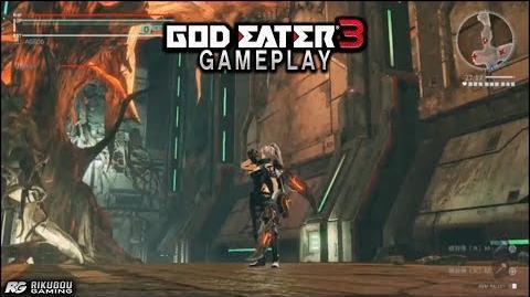 God Eater 3 - Habakiri & Anubis Gameplay
