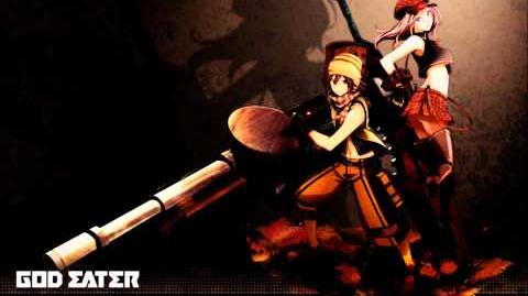 GOD EATER BURST Original Soundtrack -MY LIFE-