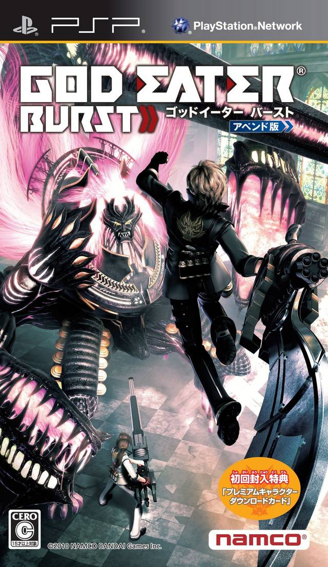 Download god eater 2 english patch psp