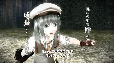 PSP PS Vita「GOD EATER 2」PV TGS2012フルバージョン