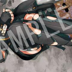 Ciel Dakmakura Pillow Case Cover (Blood uniform ver.)