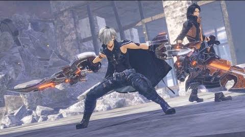 GOD EATER 3 - Announcement Trailer PS4, PC