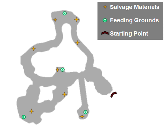 Valley Lower Reaches Map1 GE3
