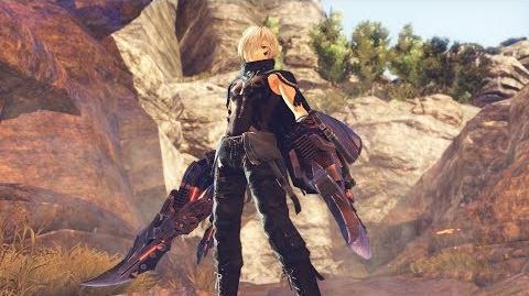 God Eater 3 Gameplay Part 5 (PS4 PC)