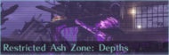 Restricted Ash Zone Depths Icon GE3