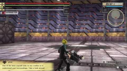 GOD EATER 2 RAGE BURST - Story 1- Basic Training 1