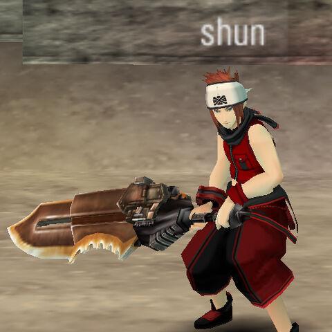 Shun in <i><a href=
