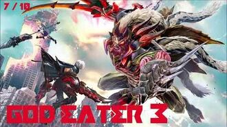 God Eater 3 Soundtrack - Nemesis by Go Shiina (Track 17)-0
