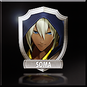 Soma - God Eater Resurrection Emblem
