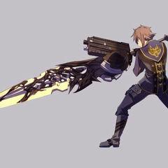 DLC Weapon