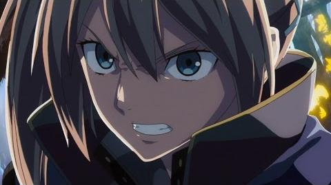 GOD EATER 2 RAGE BURST OP 女主人公Ver
